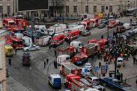 Теракт в метро Санкт-Петербурга унес жизни 10 человек